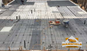Commercial Concrete - Mansfield Concrete Crew