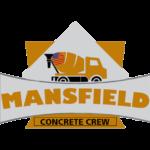 MANSFIELD CONCRETE LOGO