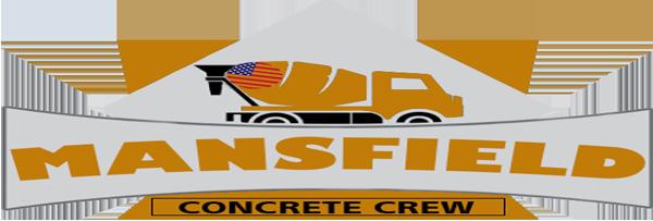 mansfield concrete crew logo new
